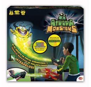 Juego Atrapa Monsters
