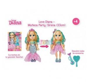 Love Diana Muñeca Fiesta...