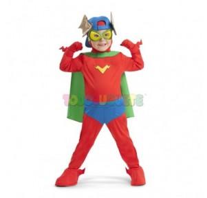 Disfraz SuperZings Kid Fury...