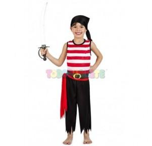 Disfraz pirata tough pirate...