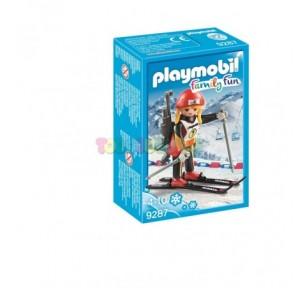 Atleta femenina Playmobil