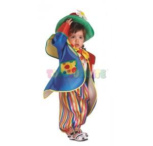 Disfraz baby payaso 3-12...