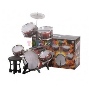 Bateria musical 5 tambores...