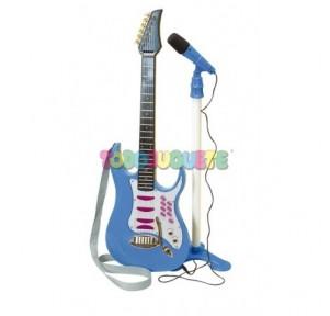 Guitarra eléctrica grande...