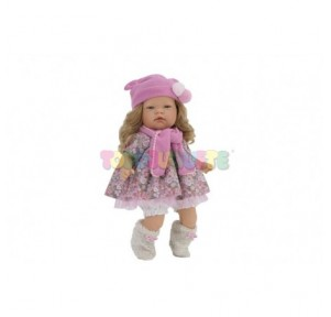 Muñeca Celia 45cm Vestido...