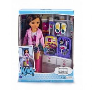 Muñeca Nancy Chic Viaja a...