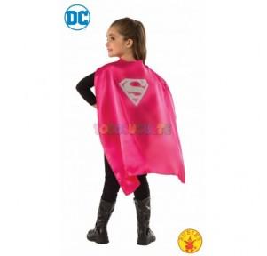 Capa Supergirl infantil
