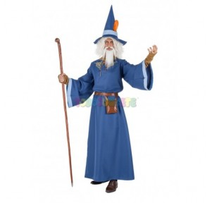 Disfraz mago Adulto M-L