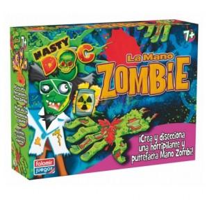 Nasty doc la mano zombi