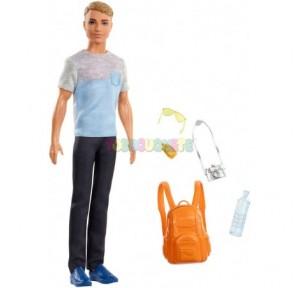 Barbie muñeco Ken vamos de...