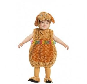 Disfraz Perro Baby Pup 7-12...