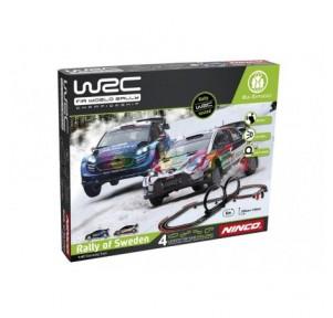 Circuito WRC Rally Sweden...