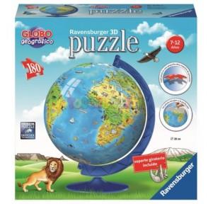 Puzzleball 180 pzas globo...