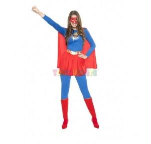 Disfraz Super Heroína...