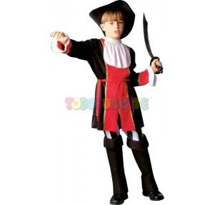 Disfraz príncipe pirata...