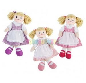Muñecas rosa camperas 3...