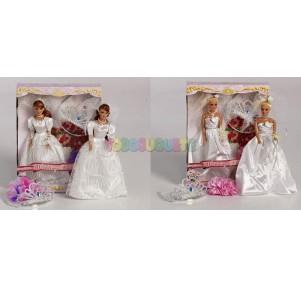 Muñeca novia wedding...