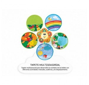 Tapete Multisensorial Chicco