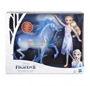 Frozen 2 Muñeca Elsa y...