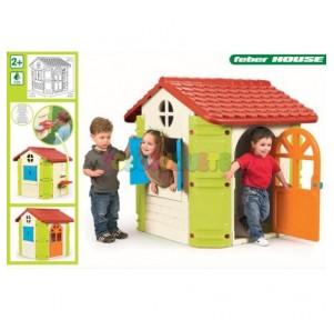 Casita Feber house 131x110x121