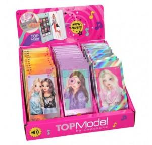 Top Model mini libro de...