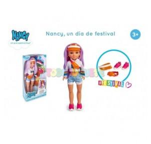 Muñeca Nancy Un Día De...