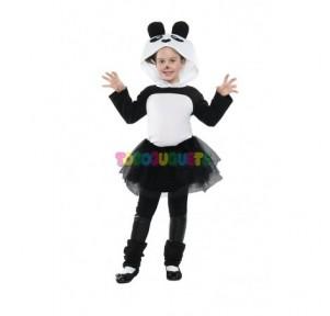 Disfraz Oso Panda Cute Tutú...