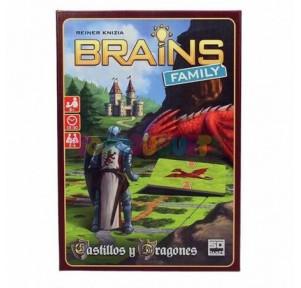 Juego Brains Castillos y...