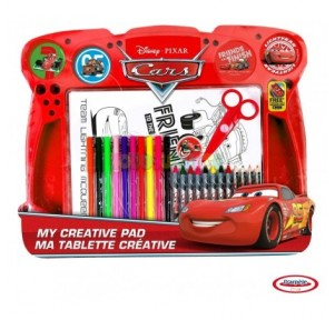 Cars mi tableta creativa