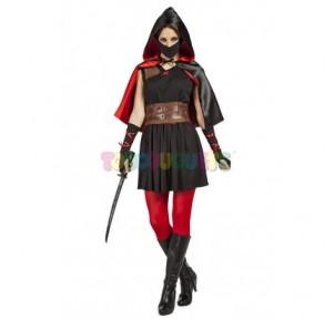Disfraz Asesina medieval...