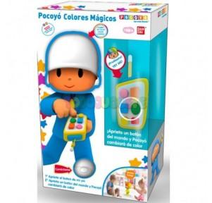 Pocoyo Colores Mágicos con...