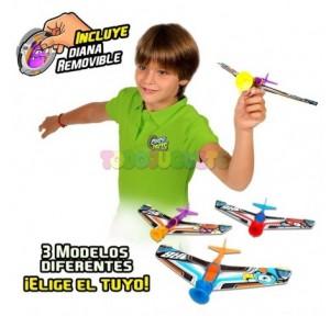 Crazy darts blíster avión