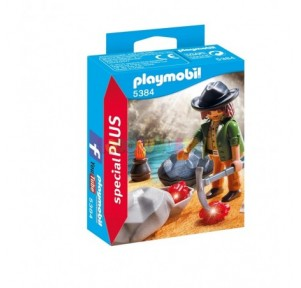 Buscador de Gemas Playmobil