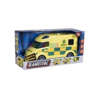 Ambulancia 4x4 luz y...