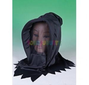 Acc. halloween - capucha negra