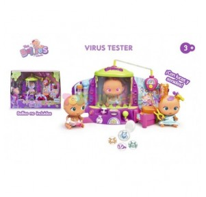 The Bellies Virus Tester