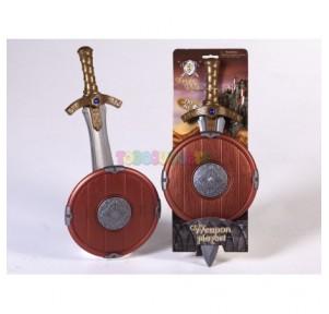 Escudo y Espada caballero...