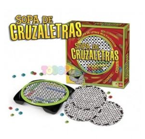 Juego Sopa de Cruzaletras