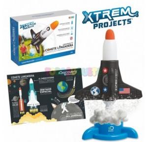 Construye tu Cohete Lanzadera