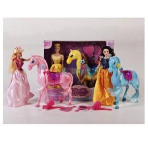 Muñeca princesa 29 cm con...