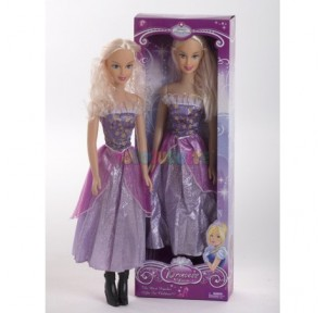 Muñeca princesa 60cm  Dream...