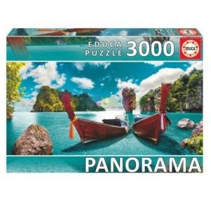Puzzle 3000 Panorama...