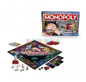 Juego Monopoly Malos...