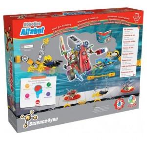 Robotics Alfabot 3 en 1