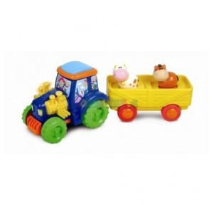 Tractor remolque granja...