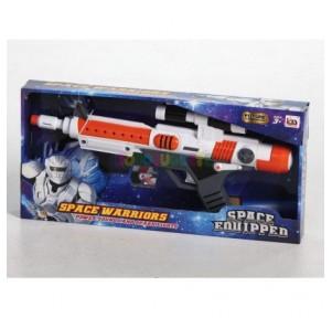 Pistola espacial luz y...
