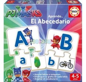 Juego aprendo el abecedario...