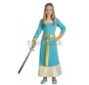 Disfraz Princesa Medieval...