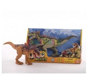 Dinosaurio interactivo...