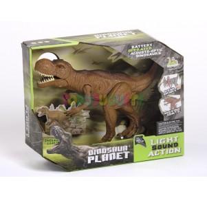 Dinosaurio con Movimiento